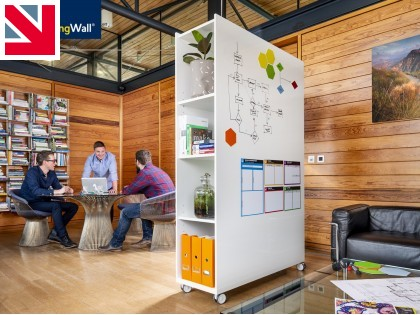 Whiteboard manufacturer launches new agile working product