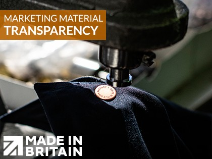 Marketing Material | TRANSPARENCY