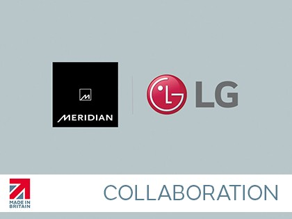 Meridian Partners with LG