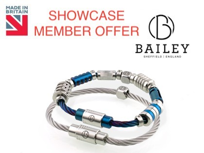 Bailey of Sheffield offer 15% discount to members