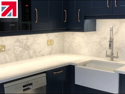 Putting Bespoke Kitchens on the Map