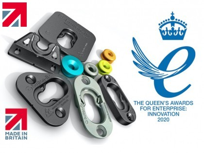 Button-fix wins a 2020 Queen's Award for Enterprise in Innovation