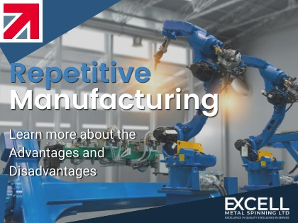 Advantages and disadvantages of repetitive manufacturing