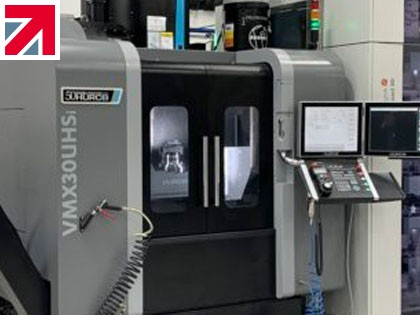 Devanet invests in new machining centre to provide services to small businesses