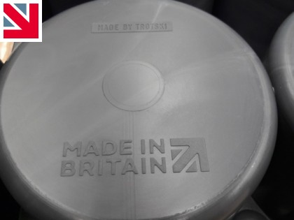 First Made in Britain muggi comes out of the press... and its HOT!