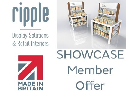 Member Offer from Ripple Display Solutions and Retail Interiors