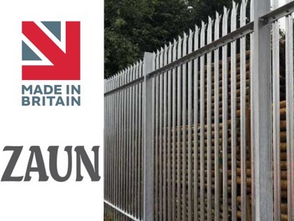 British-made security fencing protects landmark building in Lagos, Nigeria