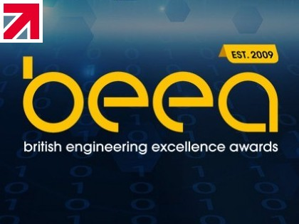 Midstream Lighting shortlisted for a prestigious British Engineering Excellence Award