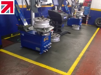 Kwik Fit roll out Ecotile to workshops nationwide