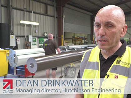 Hutchinson Engineering video
