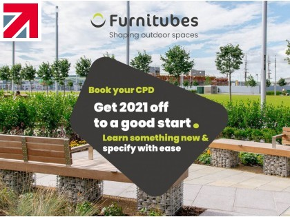 Furnitubes launches building sector CPDs and masterclasses