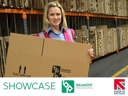 Belmont Packaging joins the network of  #1000makers