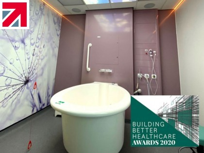 Catfoss Nominated for 'Best Interior Design' (New Build) at Building Better Healthcare Awards