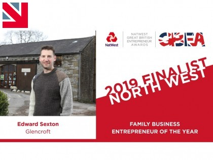 Yorkshire clothing brand announced as finalist in NatWest Great British Entrepreneur Awards