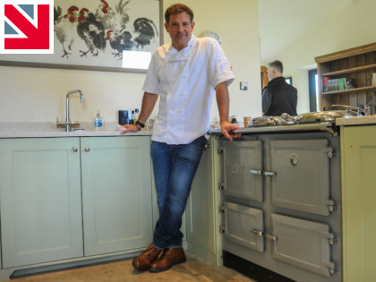Kate Humble and Matt Tebbutt host ESSE cookery masterclass
