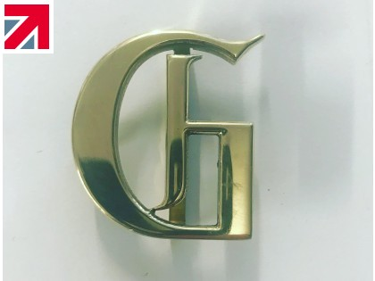Initials and Alphabet buckles Trending