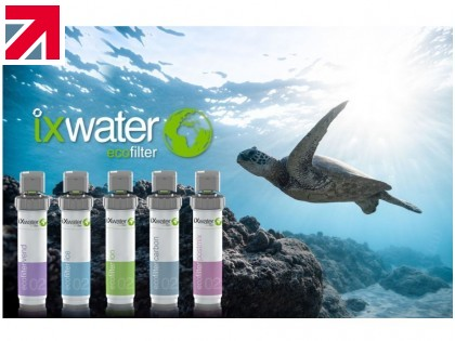 WaterCare proudly introduce, the new iX Water range.