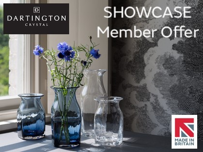 Member Offer from Dartington Crystal | Premier British name in fine quality crystal & glassware