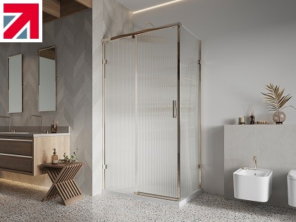 Roman Launch More Fluted Glass Options to Liberty Range
