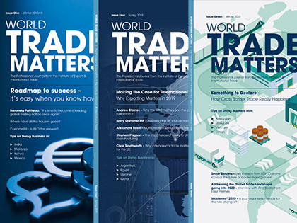 Members of Made in Britain can now read World Trade Matters