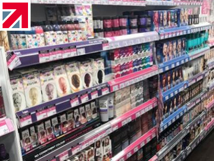 Super sustainable POS for Superdrug