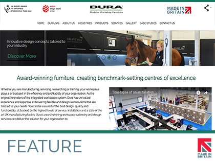DURA add Workshops to their product and service portfolio