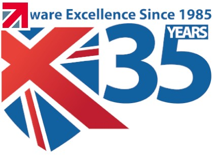 35 years' success in delivering business software solutions for the manufacturing and service sectors.
