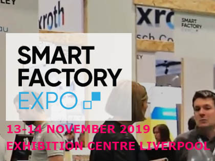 Say hello to Made in Britain at the Smart Factory Expo