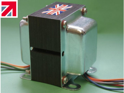Primary Windings complete the 25W Push Pull Ultra Linear output transformer series