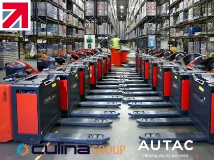 Autac partners with Culina to help lift grocery supplies load