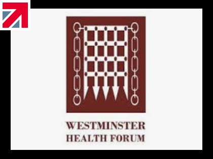 Synoptic Software's Graeme Scott was a guest speaker for the Westminster Health Forum