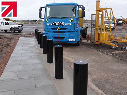 Bollard system launched to protect bridges from risk of vehicle attacks