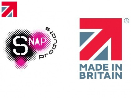 Snap Products Ltd celebrates being granted Made in Britain membership