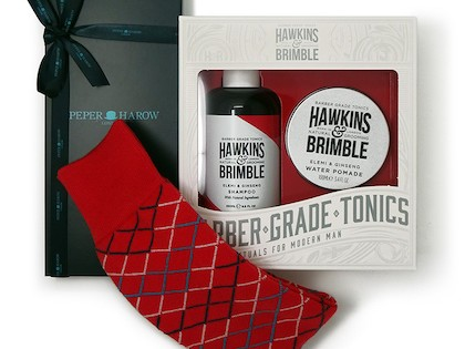 Hawkins & Brimble and Peper Harow London join forces for Father's Day