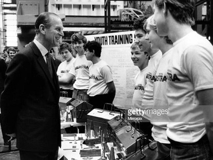 The Duke of Edinburgh – the prince who helped to save British engineering