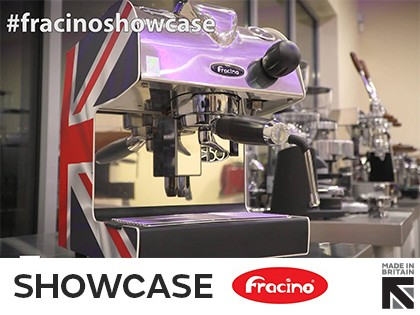 Fracino launch first-ever Video Showcase for members