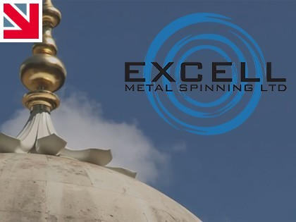Excell Metal Spinning Ltd. completes expansion worth over £120,000