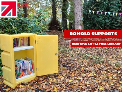 Romold Supports Local Community