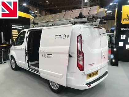 Van Guard - securing Britain's business