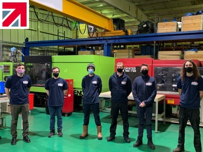 Injection Moulding Investment at Detectamet
