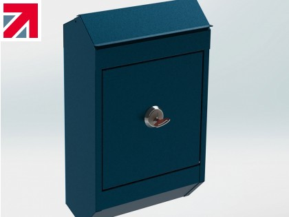 The Safety Letterbox Company releases new Secured by Design certified mailbox