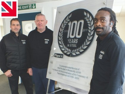 Hitting 100 years of service to Pland in its centenary year