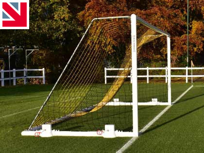 The Devoshift multi-directional portable goal has arrived
