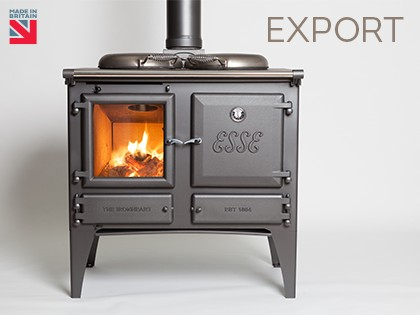 ESSE to showcase flagship Ironheart Stove in Shanghai