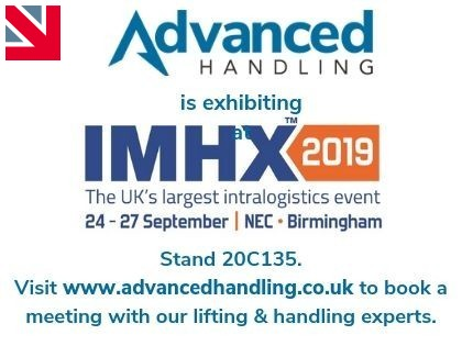 Advanced Handling ready to help businesses reach the next level at IMHX 2019