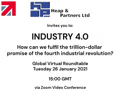 Making the most of Industry 4.0 - Fulfilling a trillion dollar promise.